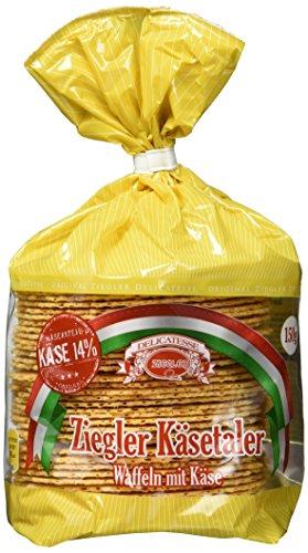 Ziegler Käsetaler Natur 150 g, 6er Pack (6 x 150 g)