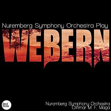 Nuremberg Symphony Orchestra Play Webern
