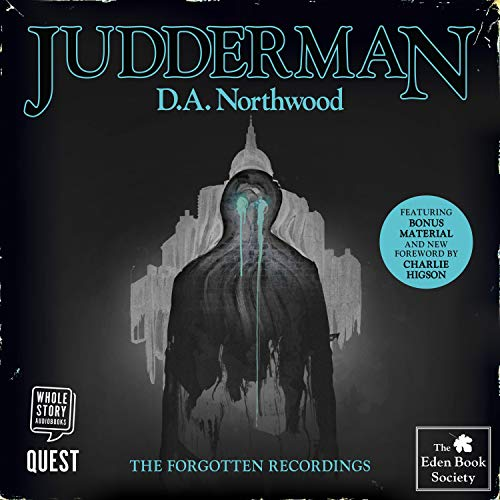 Judderman  By  cover art