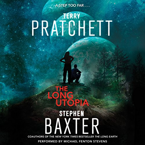 The Long Utopia audiobook cover art