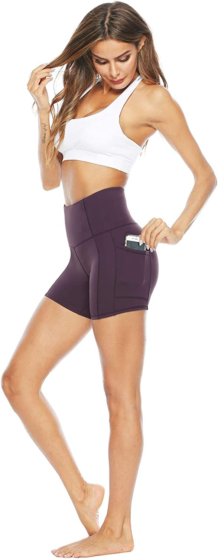 yoga JOYSPELS Shorts pour gym cyclisme pour Femmes