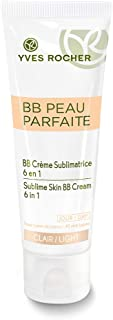 Yves Rocher BB Cream Tinted Moisturizer Foundation for a perfect complexion, All skin type, Medium, Dermatologically teste...