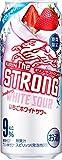 キリン・ザ・ストロング いちごホワイトサワー  チューハイ 500ml×24本