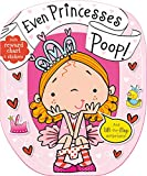 Even Princesses Poop book for toilet training