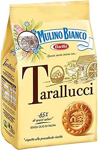 6x Mulino Bianco Kekse Tarallucci 350g Italien biscuits cookies kuchen brioche