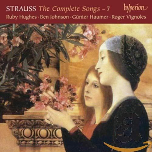 Strauss: Die Lieder Vol. 7