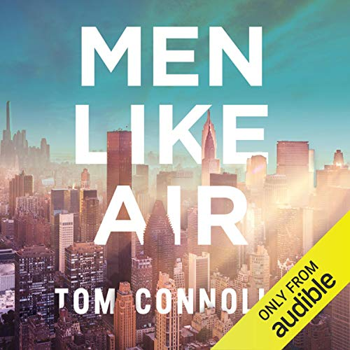 Men Like Air audiobook cover art