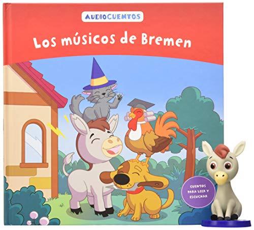 Colección Audiocuentos núm. 23: Los Músicos De Bremen