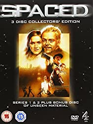 Spaced on DVD