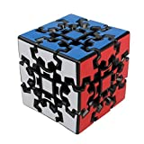 Formula X-Cube Gear Cube 3D 3x3x3 Magic Cube 6cm - Black