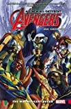 ALL NEW ALL DIFFERENT AVENGERS 01
