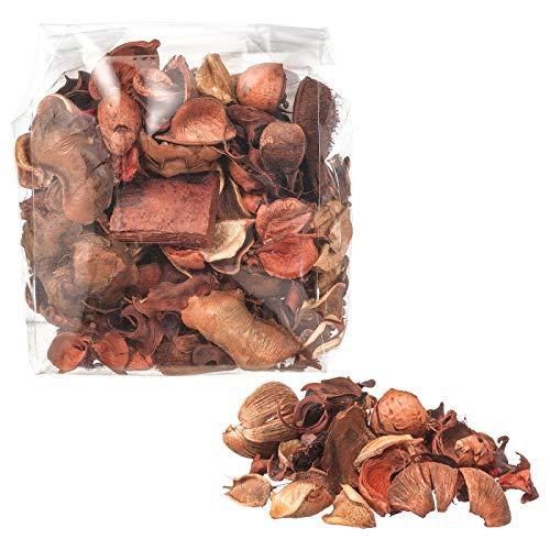 My- Stylo Collection Potpourri, duftend, Muskatnuss und Vanillebraun, Produktgröße: Nettogewicht: 90 g, Material: getrocknete aromatische Pflanzenteile.