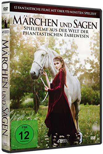 Märchen und Sagen - 12 Filme Box-Edition [4 DVDs]