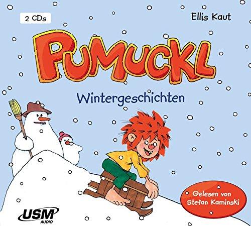 Pumuckl Wintergeschichten: 1) Der Wollpullover; 2) Pumuckl und der erste Schnee; 3) Das Weihnachtsgeschenk; 4) Pumuckl und der Nikolaus