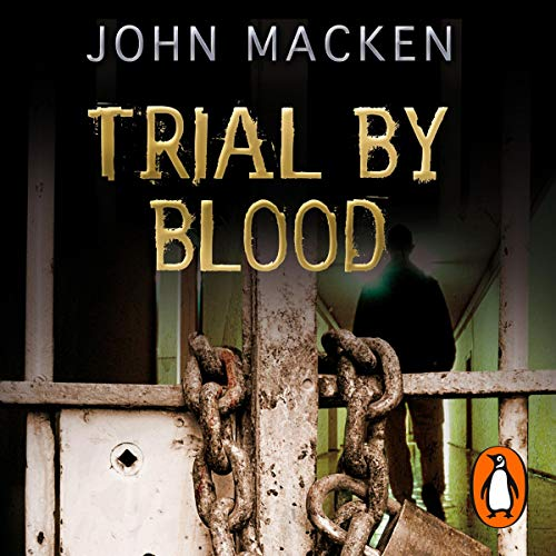 Trial by Blood audiobook cover art