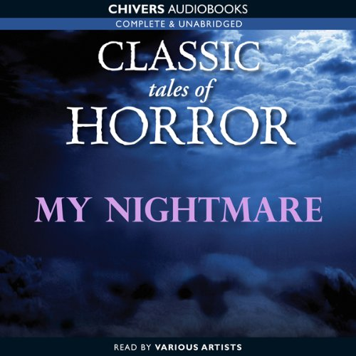 Classic Tales of Horror: My Nightmare copertina