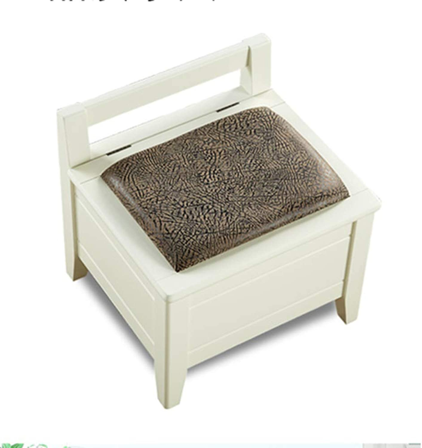 BEOODK Storage Stool shoes Bench Solid Solid Solid Wood