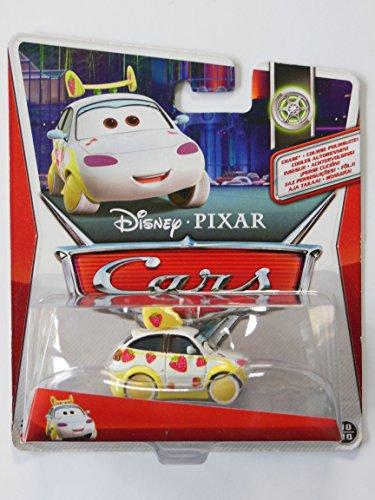 Disney Pixar Cars Ichigo *Chase* (Tuners, #10 of 10) - Voiture Miniature Echelle 1:55