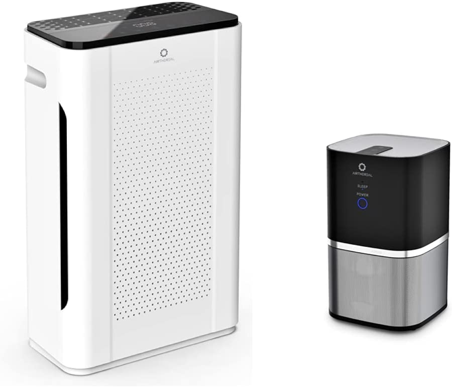 Airthereal Bundle APH260 Popular Air Purifier and Home Large Max 81% OFF Room for