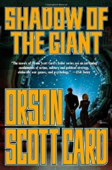 Hardcover By Orson Scott Card - Shadow of the Giant (The Shadow Series) (2005-03-16) [Hardcover] Book