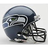 Riddell RIDDMITHSEA11 Seattle Seahawks Throwback Mini-réplica Vsr4 2002-2011, multicolor