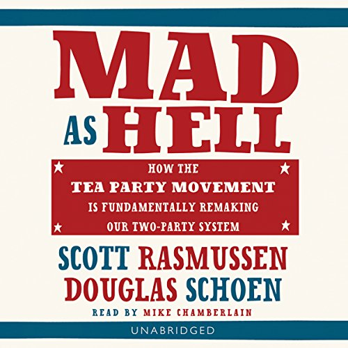 Mad As Hell audiobook cover art