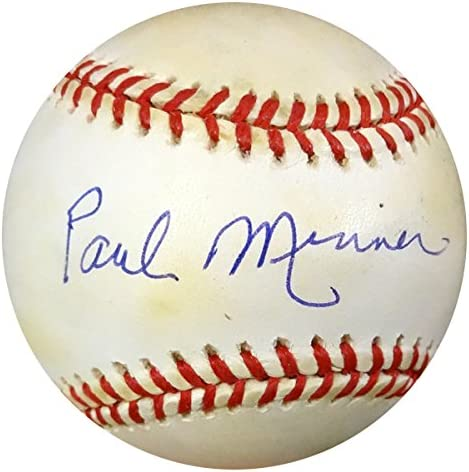 Paul At the price of surprise Minner Autographed NL Baseball Dodgers PSA DNA #Z33302 Max 43% OFF
