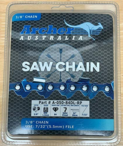 """Archer 24"""" 3/8-050-84DL Ripping Chainsaw Chain Replaces 72RD084G A1EP-RP-84E"""