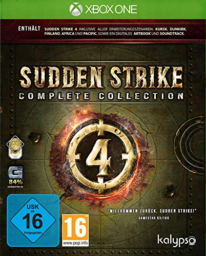 Sudden Strike 4: Complete Collection (XONE)