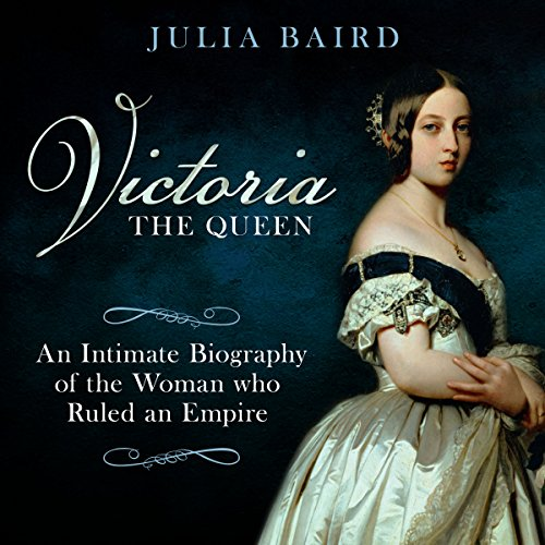 Victoria: The Queen audiobook cover art