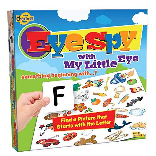 Cheatwell Games Eye-Spy with My Little Eye