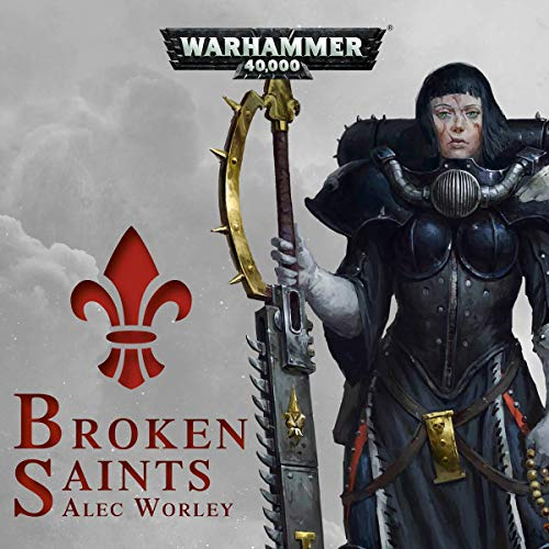 Couverture de Broken Saints