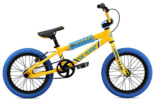 For Sale! SE BIKES Lil Flyer 16 BMX Bike 2019 (Yellow)