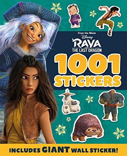 Disney Raya & The Last Dragon: 1001 Stickers