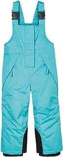 Janjunsi Kid's Ski Pants - Winter Outdoor Warm Snow Sports Pant Wear Resistant Snowboard Trousers, Waterproof & Breathable
