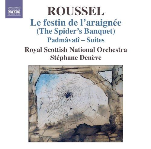 Le festin de l'araignee (The Spider's Banquet), Op. 17: Part 1: Prelude - Un Jardin (A Garden)