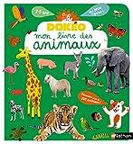 Mon livre des animaux - Dokéo -2 à 5 ans