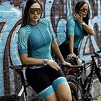 女性のトライアスロンスーツ、通気性、迅速な乾燥のトライスーツがデュアルリアポケット付き (Color : 6, Size : XXX-large)