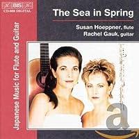 春の海ーThe Sea in Spring~フルートとギターのため