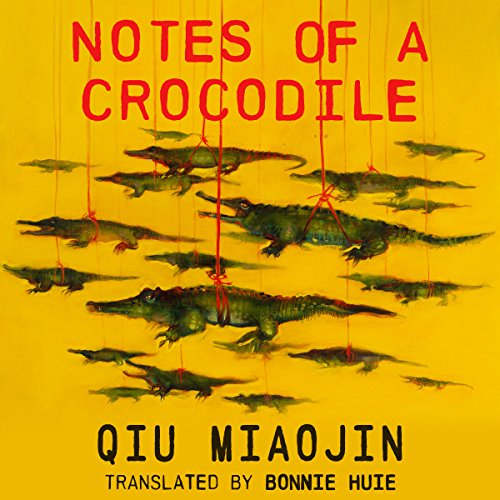 Notes of a Crocodile audiobook cover art