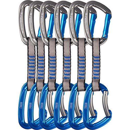 LACD Quickdraw Start Evo Bent Express Set 6er Pack, Blue