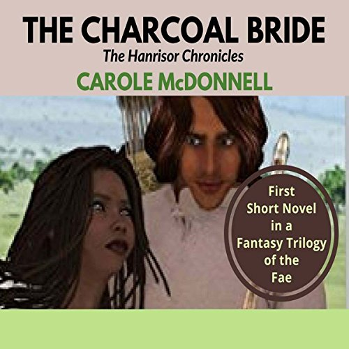 The Charcoal Bride audiobook cover art