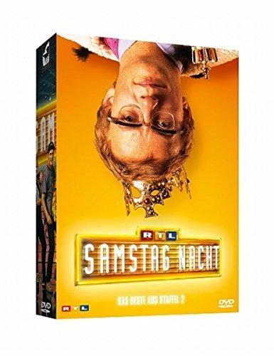 RTL Samstag Nacht - Das Beste aus Staffel 2 (5 DVDs)
