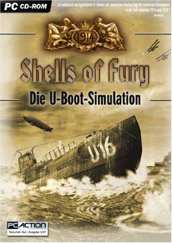1914 - Shells of Fury - Die U-Boot Simulation