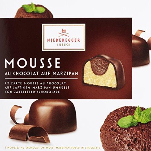 Niederegger Marzipan Pralinés, Mousse au Chocolat (1 x 112 g)