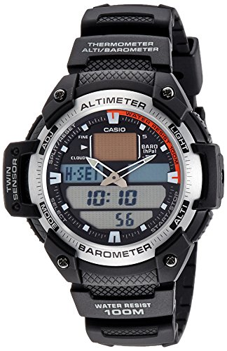 SGW-400H-1BV - WATCH MEN- BATTERY- BLACK