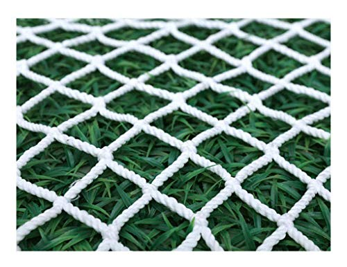 Best Price LYRFHW Rope Net Wall Ceiling Decoration Net Protection Net Children Stairs Anti-Fall Net,...