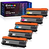 E-Z Ink (TM) Compatible Toner Cartridge Replacement for Brother TN336 TN-336 TN331 High Yield to use with HL-L8250CDN, HL-L8350CDW, HL-L8350CDWT, MFC-L8600CDW, MFC-L8850CDW Printer (5 Pack)