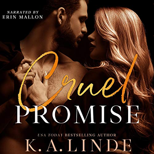 Cruel Promise Audiobook By K.A. Linde cover art