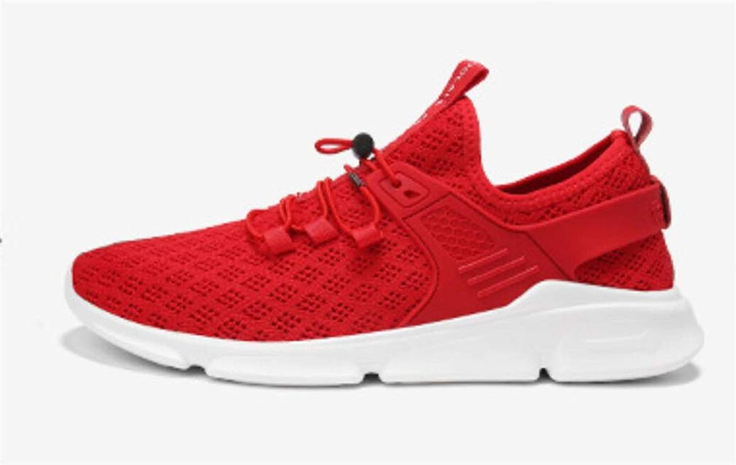 LUCKY-U Men shoes,Running shoes Lightweight Shockproof Fashion Sports Athletic Sneakers for Gym Walking